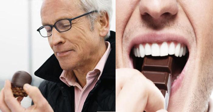 बच्चों की बजाए बुजुर्गो को खाना चाहिए चॉकलेट, बुढ़ापे की परेशानियों का है रामबाण इलाज