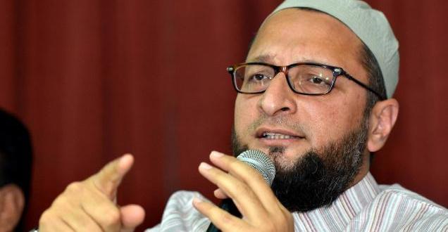 ओवैसी का सख्त तेवर, 'जो भारतीय मुसलमानों को पाकिस्तानी कहे उसे जेल में डालो'