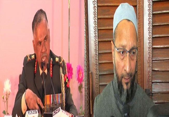 Photo of सेना का ओवैसी को करारा जवाब, 'हम अपने शहीदोंं को धर्म से नहीं जोड़ते हैं'