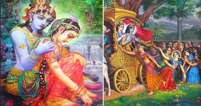 कैसे खत्म हुई थी राधा और कृष्ण की प्रेम कहानी? अंत में ऐसा हो गया था राधा का हाल...