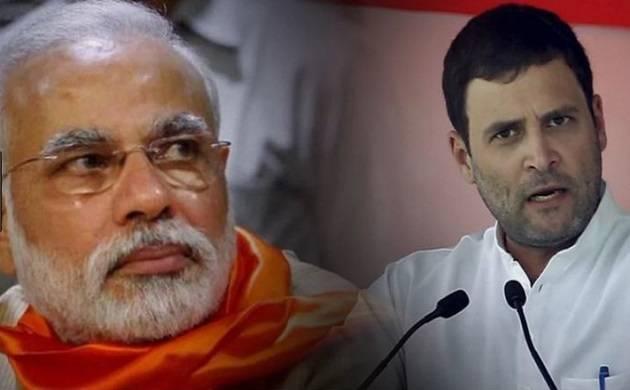 कांग्रेस का दावा 'राहुल गांधी दूसरी बार रोकेंगे मोदी लहर, पस्त हो जाएगी बीजेपी'