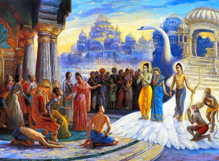 रामायण कथा