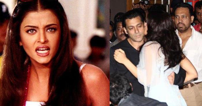 ऐश्वर्या की वजह से इस अभिनेत्री से टूट गयी थी सलमान खान की शादी