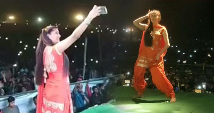 सपना चौधरी बिहार | सपना चौधरी बिहार में लगाए ठुमके देखें वीडियो |