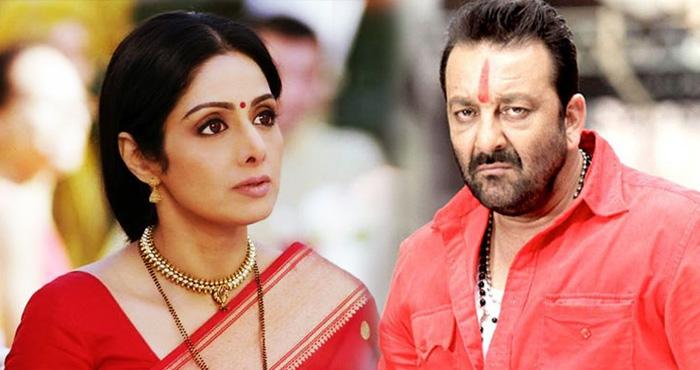 संजय दत्त से डरती थी श्रीदेवी