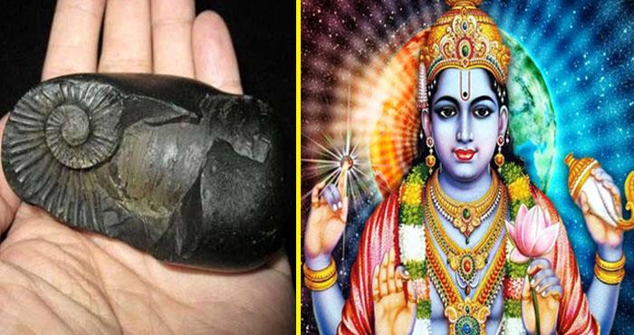 पत्थर में विष्णु भगवान