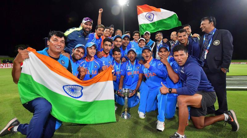 इंडिया बना अंडर-19 वर्ल्ड कप चैंपियन, फाइनल में ऑस्ट्रलिया को चटाई धूल