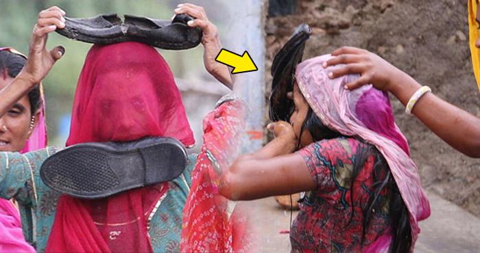 इस गांव की महिलाएं गिलास से नहीं बल्कि पति के इस चीज से पीती हैं पानी, जानकर खून खौल जाएगा