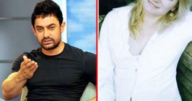 आमिर को हुआ था विदेशी पत्रकार से प्यार