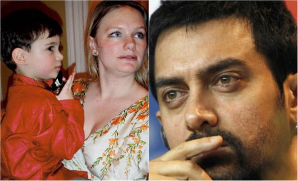 सेट पर आमिर को हुआ था विदेशी पत्रकार से प्यार, प्रेग्नेंट होने पर आमिर ने किया था ऐसा सलूक