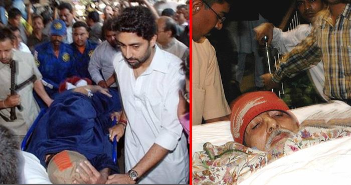 अमिताभ बच्चन की तबियत खराब