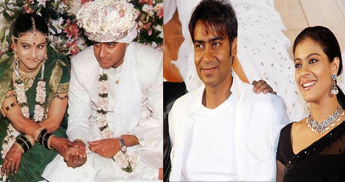 इस वजह से काजोल को अकेला छोड़कर हनीमून से भाग आये थे अजय, वजह जानकर हैरान रह जाएंगे