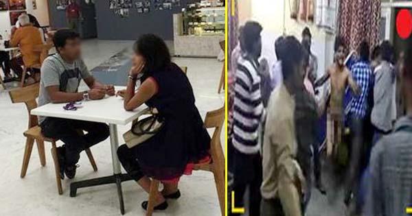 लड़की के साथ रेस्टोरेंट में चाय पीने पर लड़के को लड़की के परिजनों ने दी खौफनाक सजा, जानें
