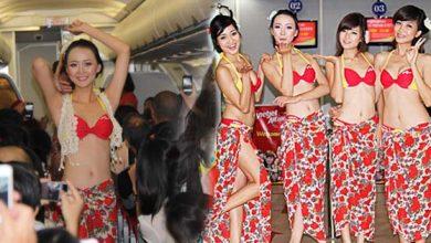 भारत की एयरहोस्टेस भी पहनेंगी बिकिनी
