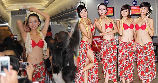 अब भारत की एयरहोस्टेस भी पहनेंगी 'BIKINI', जुलाई से होगा ये नियम लागू!