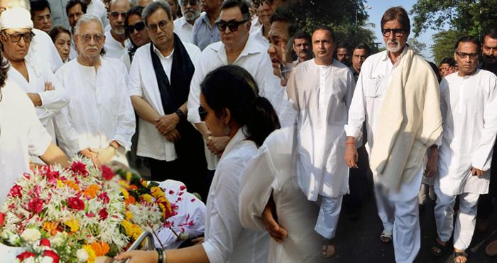 अभी-अभी: श्रीदेवी के बाद एक और मशहूर एक्ट्रेस का हुआ निधन, फिर शोक में डूब गया पूरा बॉलीवुड