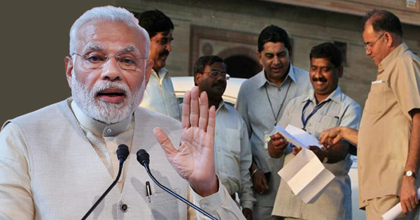 अब केन्द्रीय कर्मचारियों की न्यूनतम वेतन होगी 21 हजार रुपए, मोदी सरकार ने बनाया नया फार्मूला