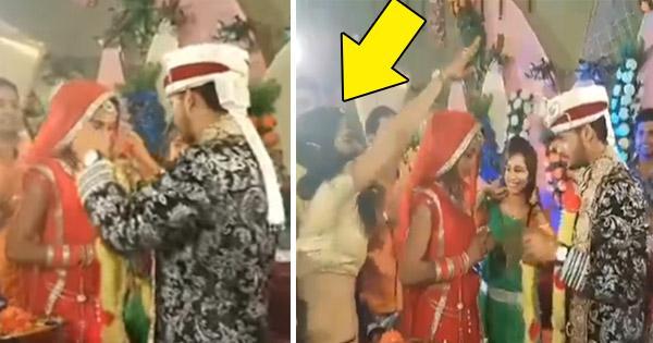 VIDEO: वरमाला के समय Stage पर पहुंचे दुल्हे ने साली के साथ किया ऐसा कांड, की सबके होश उड़ गए!