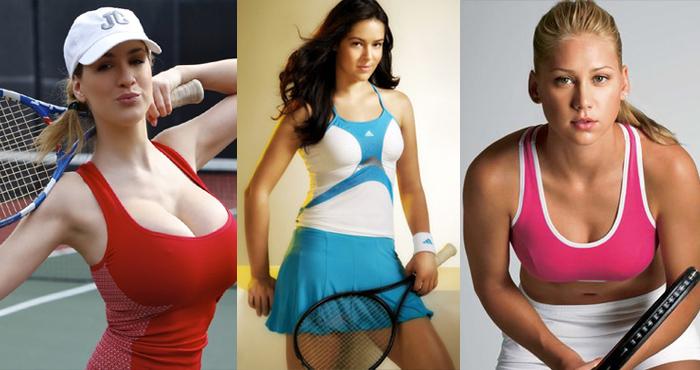 ये हैं दुनिया की 5 सबसे हॉट टेनिस खिलाड़ी, खूबसूरती के मामले में बड़ी-बड़ी हीरोइनों को देती है मात