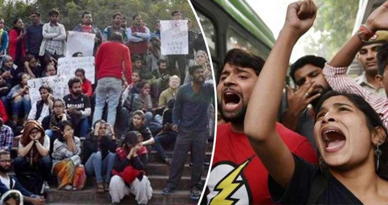 JNU मामला: आरोपी प्रोफेसर के खिलाफ 8 केस हुआ दर्ज