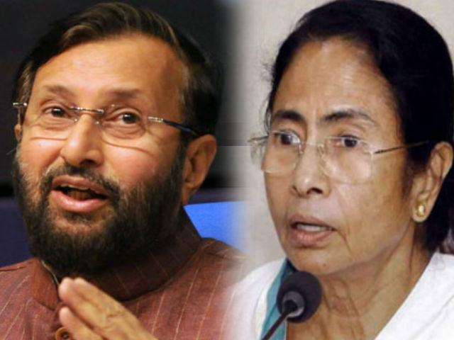 बीजेपी का ममता पर वार, 'बंगाल सुलग रहा, वो दिल्ली में कर रही हैं राजनीति'