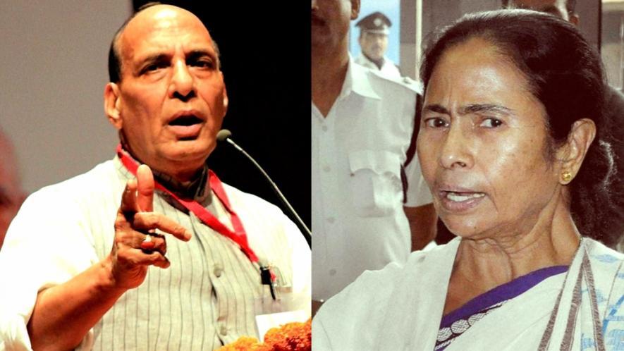 पश्चिम बंगाल में भड़की हिंसा को लेकर केंद्र सरकार ने ममता बनर्जी से मांगी रिपोर्ट