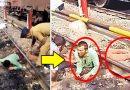 अजीबो-ग़रीब: ट्रेन से दो हिस्सों में कटे आदमी के धड़ ने अचानक उठकर कहा यह, सुनकर पुलिस वाला ..