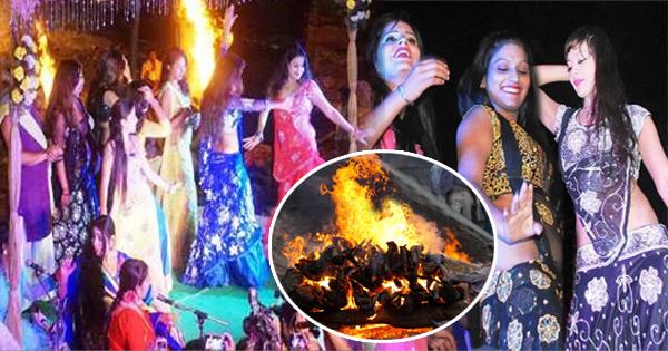 मणिकर्णिका घाट: यहां जलती चिताओं के बीच क्यों नाचती हैं वेश्याएं? जानकर आप भी हो जाएंगे दंग