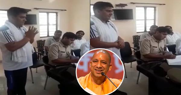 योगी का ऑपरेशन 'ठोंक डाल', रहम की भीख मांग रहे अपराधी का वीडियो वायरल