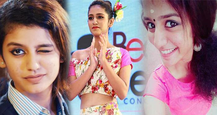 CPI के पोस्टरों पर प्रिया प्रकाश | राजनीति में भी चला प्रिया प्रकाश | प्रिया प्रकाश |