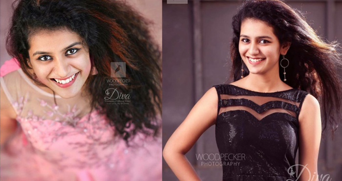 प्रिया प्रकाश ने करवाया नया फोटोशूट