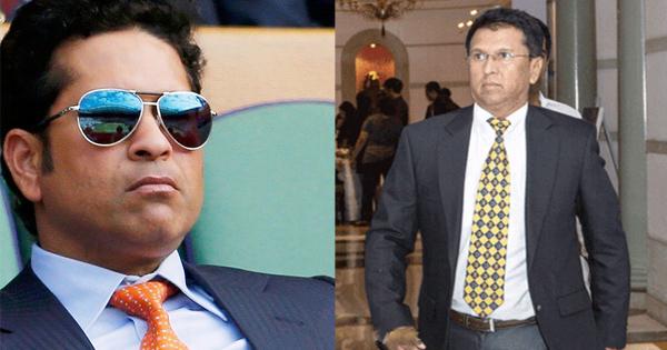 VIDEO: क्रिकेट के भगवान सचिन तेंदुलकर को किरण मोरे ने मारी लात, देखकर रह जाएंगे हैरान