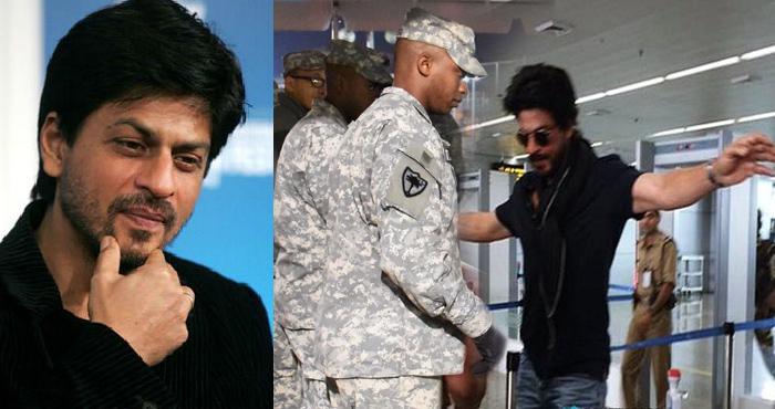 शाहरुख़ खान की चेकिंग, इस वजह से बार-बार अमेरिका में की जाती है शाहरुख़ खान की सख्त चेकिंग, वजह हैरान कर देगी