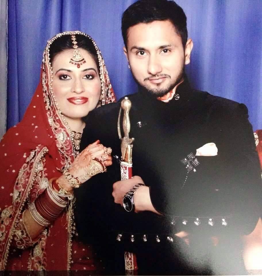 हनी सिंह की पत्नी शालिनी तलवार सिंह (Shalini Talwar Singh)