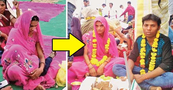 दूधमुंहे बच्चे को पहले पिलाया दूध फिर शादी करने के लिए मंडप में बैठ गयी महिला, कहानी जान उड़ जाएंगे होश