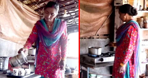 भाई है मुख्यमंत्री और बहन आज भी सड़क किनारे बेचती हैं चाय, भाई का नाम जान कर दंग रह जाएंगे