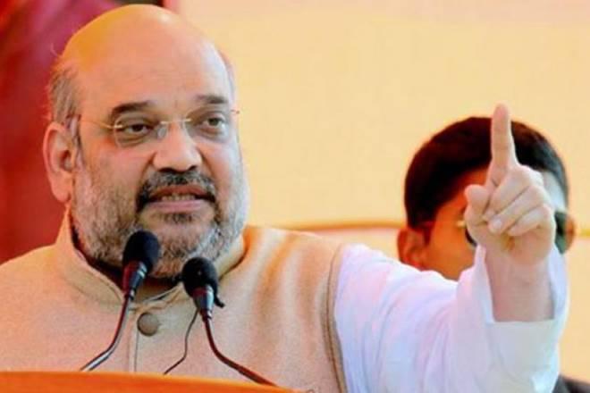 अमित शाह का बड़ा बयान 'देश को 4 पीढ़ियों का हिसाब दें राहुल गांधी'