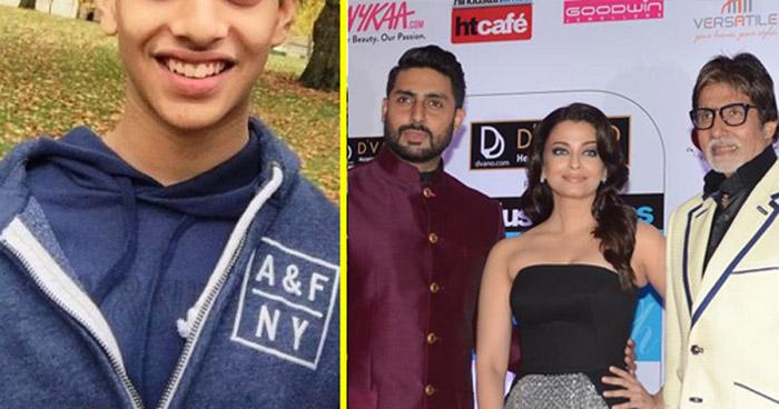 अगस्त्या नंदा, अमिताभ बच्चन का नाती अगस्त्या नंदा फिल्मों में कदम रखने जा रहा है