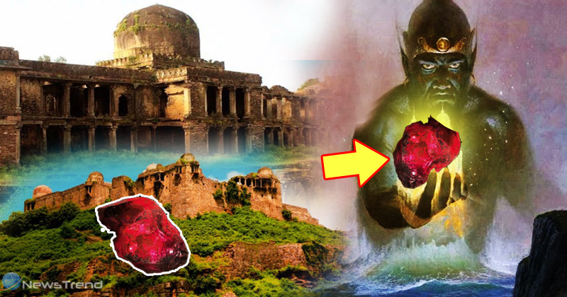 भारत के इस ऐतिहासिक क़िले में संभालकर रखा गया है पारस पत्थर, जिन्न करता है पत्थर की रखवाली