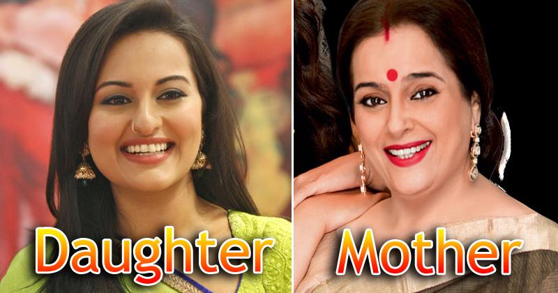 ये हैं बॉलीवुड की फेमस एक्ट्रेस और उनकी खुबसूरत मां, कई तो हू-ब-हू लगती हैं अपनी माँ जैसी