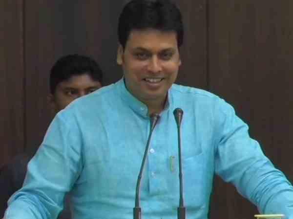 त्रिपुरा के सीएम का बड़ा बयान 'सरकारी जॉब नहीं, पान की दुकान खोंले युवा'