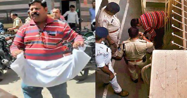 कठुआ के बाद अब इंदौर में 4 महीने की बच्ची के साथ हुई ऐसी दरिंदगी, शव देख पुलिसकर्मी भी रो पड़े