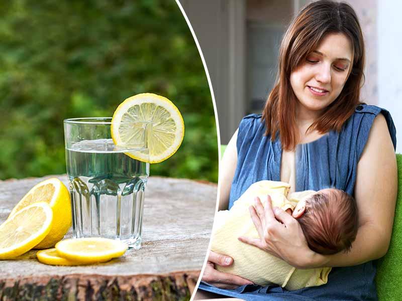 शिशु को इस समय खिलाएं नींबू, फायदे जानकर होश खो देंगे आप