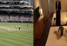 पति मैदान पर खेल रहा था क्रिकेट मैच और पत्नी प्रेमी के साथ होटल में रचा रही थी रासलीला, जानें