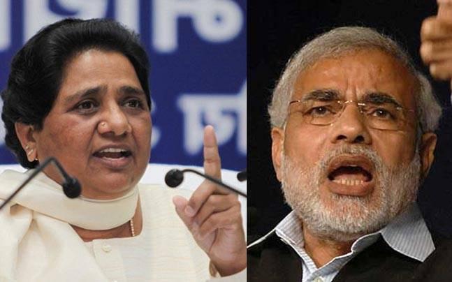 कर्नाटक चुनाव पर मायावती का वार 'दलित विरोधी है बीजेपी-कांग्रेस'