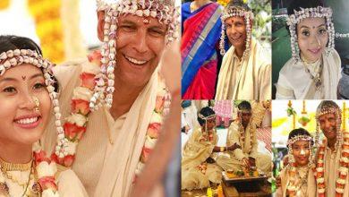 52 साल के मिलिंद सोमन ने अपनी से आधी उम्र की गर्लफ्रेंड से रचाई शादी, सामने आया UNSEEN VIDEO