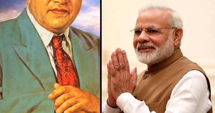 प्रधानमंत्री नरेन्द्र मोदी, इस व्यक्ति की वजह से नरेन्द्र मोदी बने भारत के प्रधानमंत्री