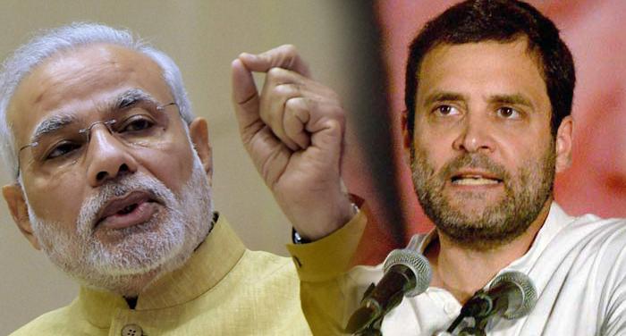 बीजेपी का बड़ा हमला 'परीक्षा के डर से बच्चे की तरह मंदिर जा रहे हैं राहुल'