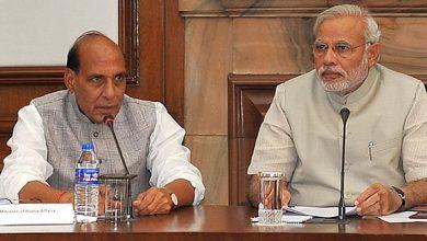 Photo of राजनाथ का बड़ा बयान, 'सरकार की छवि खराब करने की कोशिश'