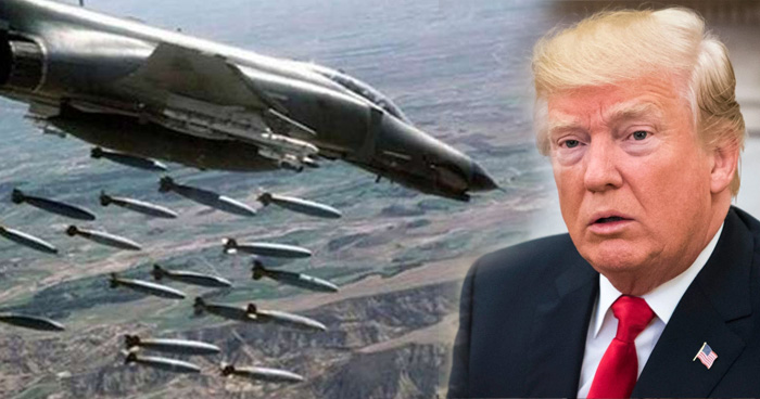 सीरिया फिर खतरे में , US-फ्रांस-UK ने दागी अपनी मिसाइलें!